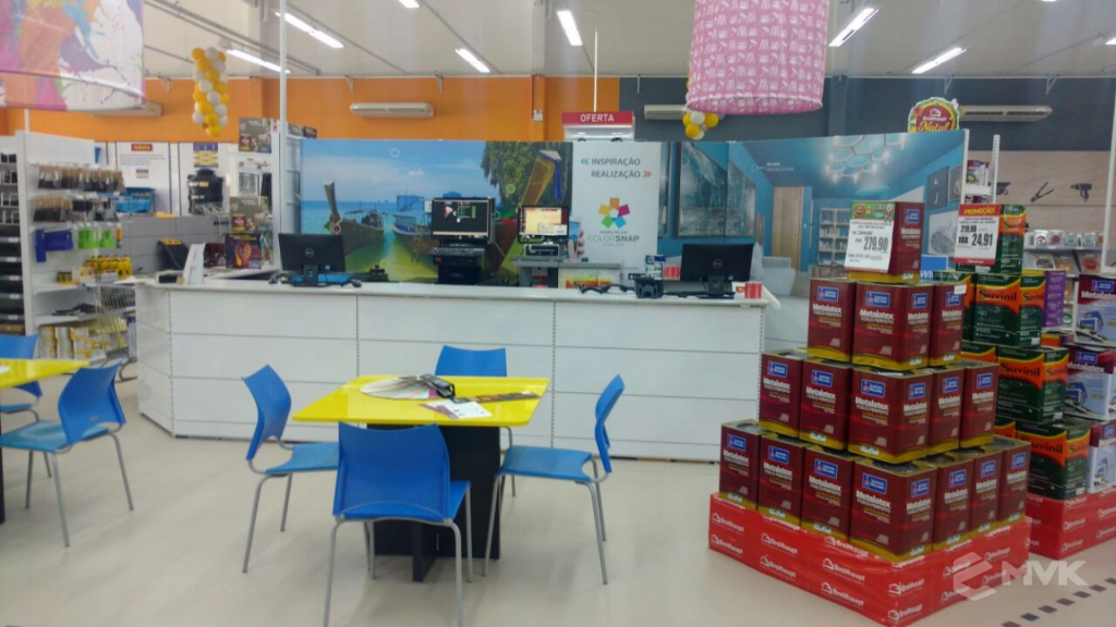 Breithaup home center loja de material de construção. Projeto e execução MVK Gôndolas e Displays para lojas, supermercados, farmácias, pet shops e outros (11)