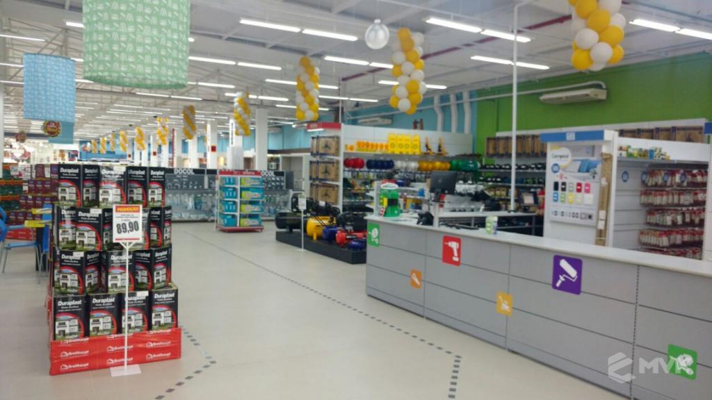 Breithaup home center loja de material de construção. Projeto e execução MVK Gôndolas e Displays para lojas, supermercados, farmácias, pet shops e outros (4)
