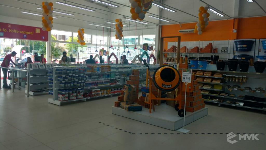 Breithaup home center loja de material de construção. Projeto e execução MVK Gôndolas e Displays para lojas, supermercados, farmácias, pet shops e outros (6)