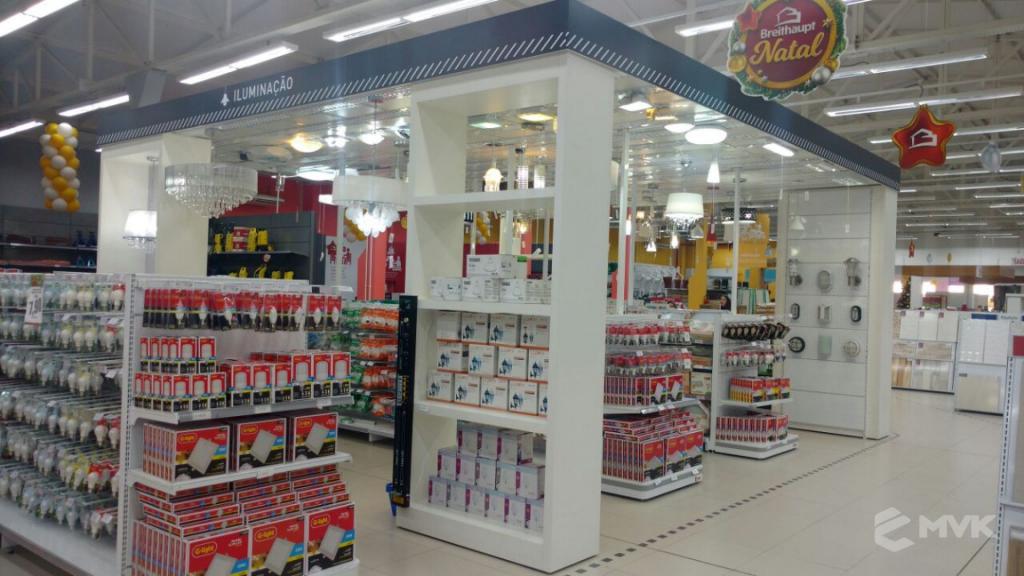 Breithaup home center loja de material de construção. Projeto e execução MVK Gôndolas e Displays para lojas, supermercados, farmácias, pet shops e outros (7)