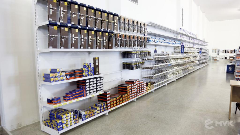 Casa Campos acabamentos e material de contrução. Projeto e execução MVK Gôndolas e Displays (20)
