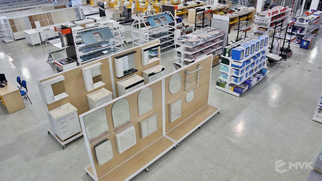 Casa Campos acabamentos e material de contrução. Projeto e execução MVK Gôndolas e Displays (54)