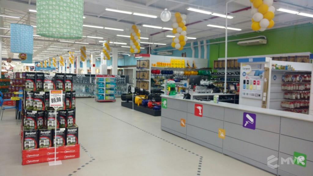 Loja de Material de Construção e Home Center Breithaup em Joinvile Santa Catarina. Gôndolas, displays, balcões e expositores MVK (20)