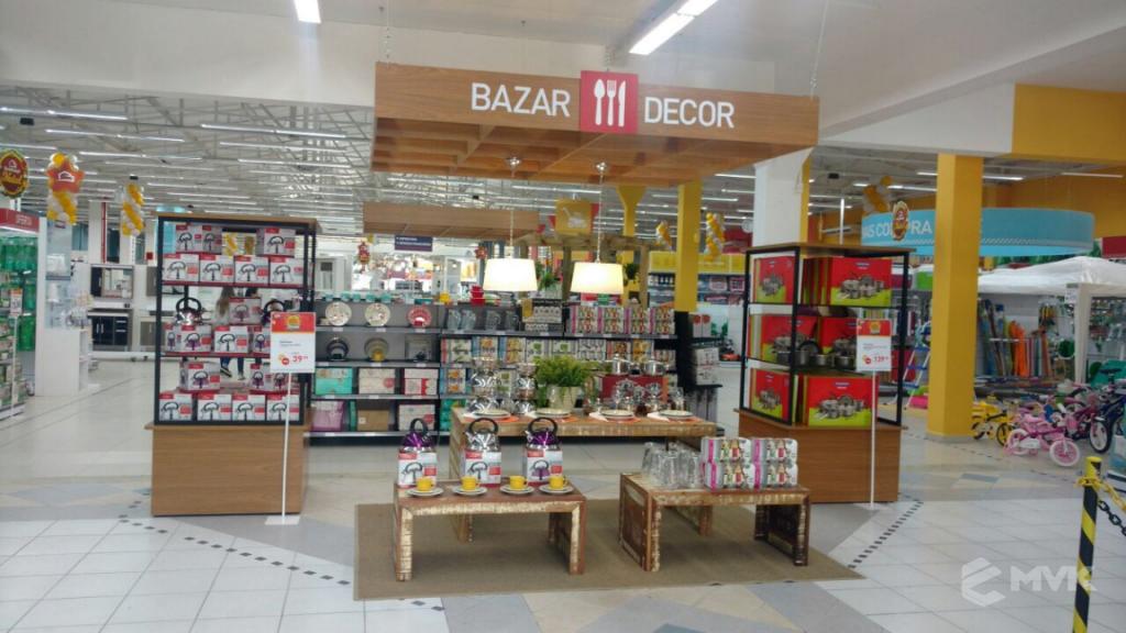 Loja de Material de Construção e Home Center Breithaup em Joinvile Santa Catarina. Gôndolas, displays, balcões e expositores MVK (28)